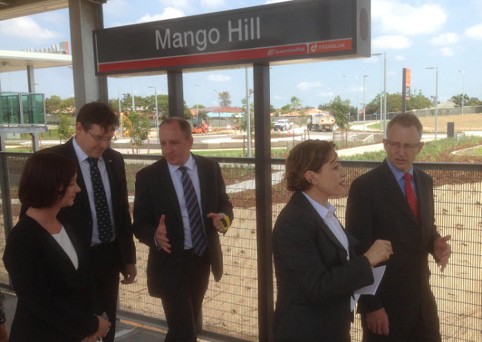 Federal and State Politicians Visit Moreton Bay