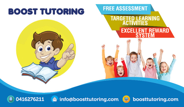 Boost Tutoring Tuition