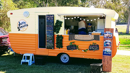 Pop-Up-Food-Truck-event