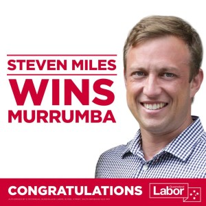 Steven-Miles-wins-Murrumba-2017