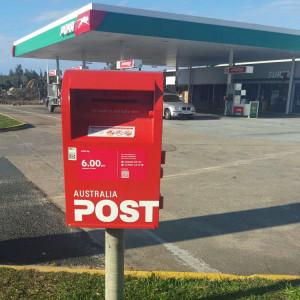 Post Box Puma August 2016